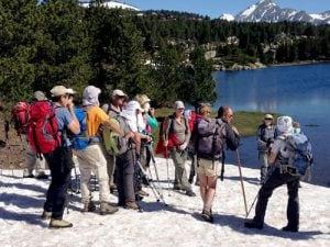 Esquí de fondo Font-Romeu
