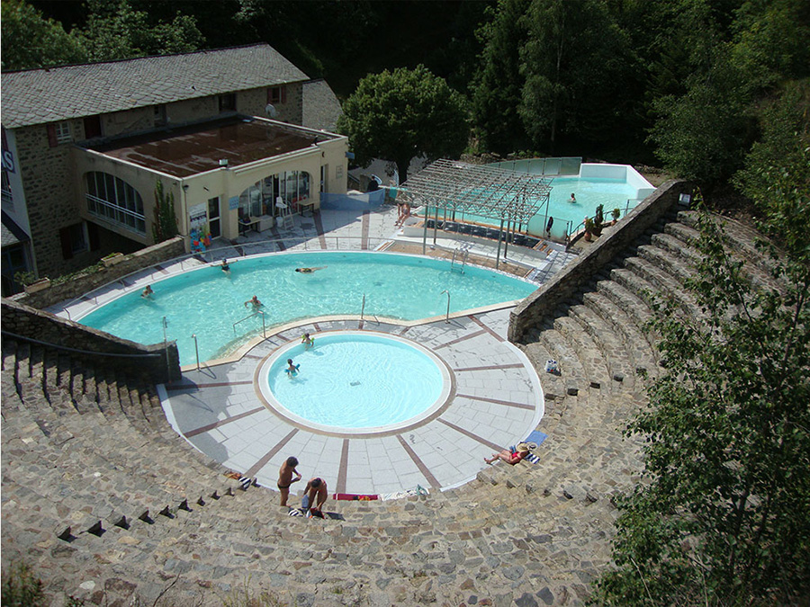 Hôtel Carlit - Font-Romeu - Saint Thomas bain chaud