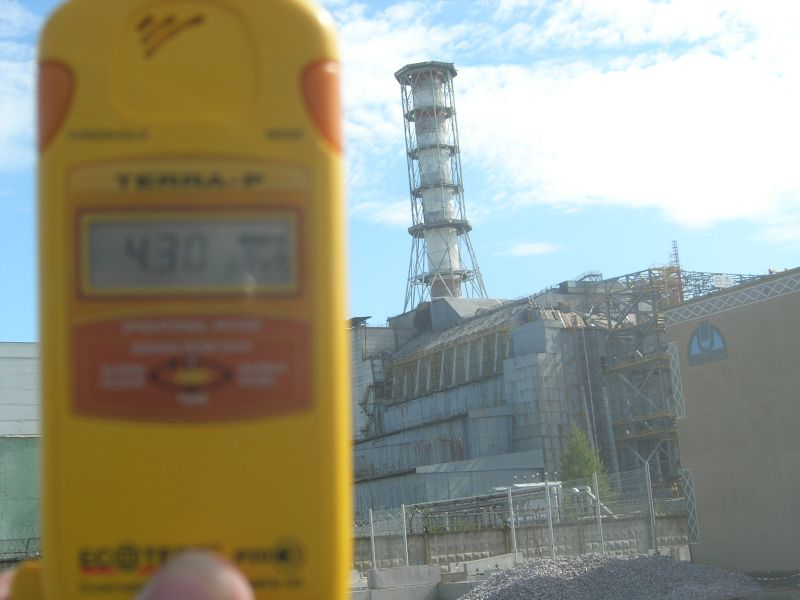 Carl Montgomery  chernobyl