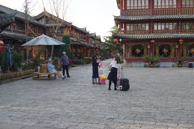 Linjian old town