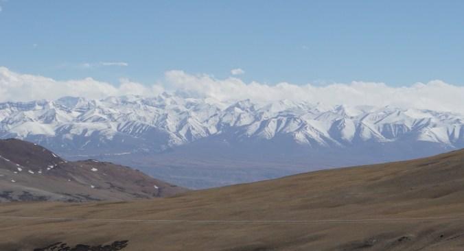 Amazing views along X705 road.