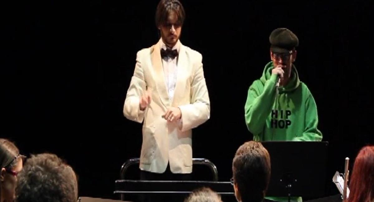 """""""Il nuovo canto rap degli italiani"""" a PrimoCanale"""