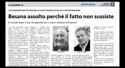 Carlo Besana News – Sono stato assolto!