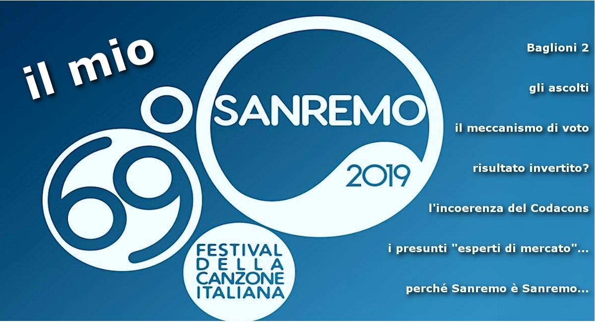 …perché Sanremo è Sanremo…