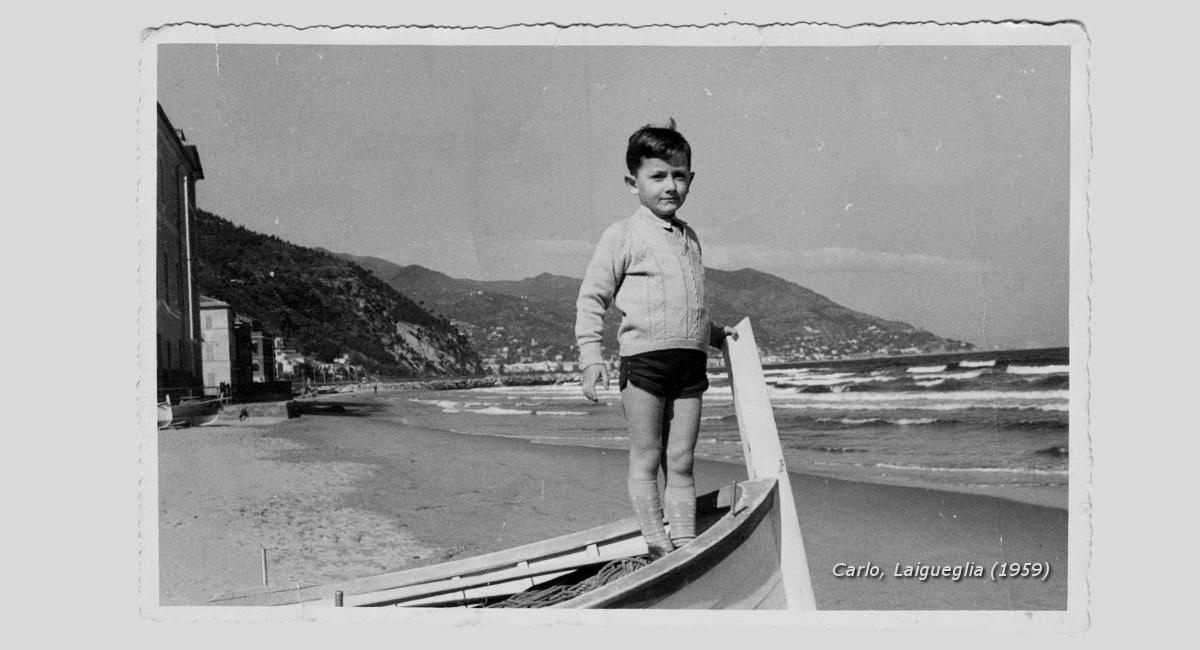 """1959, """"quella sera"""" in cui, a Laigueglia, vinsi la """"concorrenza"""" con Gilberto Govi…"""