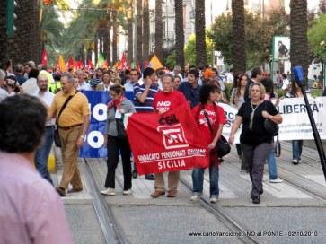 NO al PONTE ! -02/10/2010-046