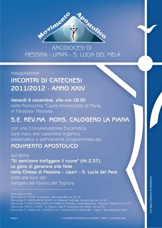 consigli di incontri apostolici