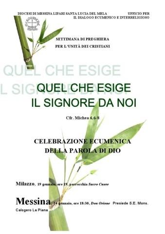 1-2013-Don_Orione-Preghiera ecumenica, giovedì 24 gennaio