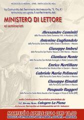 2014_04_08-Ministero-lettore-Giuseppe-Rinaldi