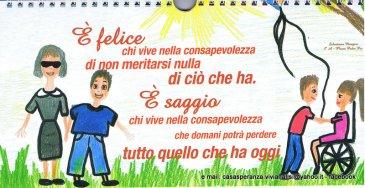 Calendario 2016-Casa della Speranza Viviana Lisi Riposto (CT)-Set_Ott