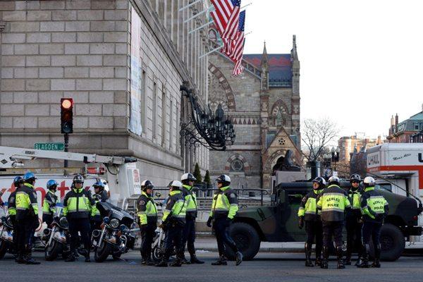 Polícia Boston