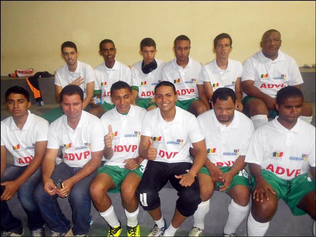futebol cinco ADPV/Foto: Ascom PMP