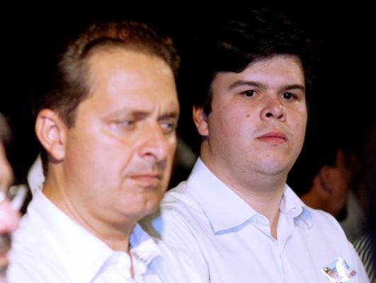 Fernandinho e Eduardo