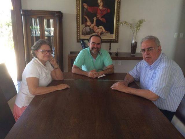 Reunião APAMI e prefeito