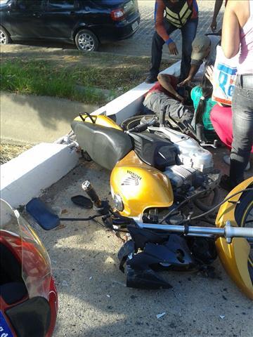 acidente motociclistas