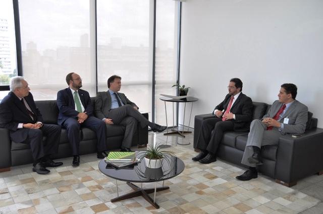 Reunião OAB-PE e TCE