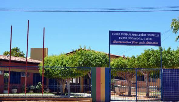 escola estadual belém do são francisco