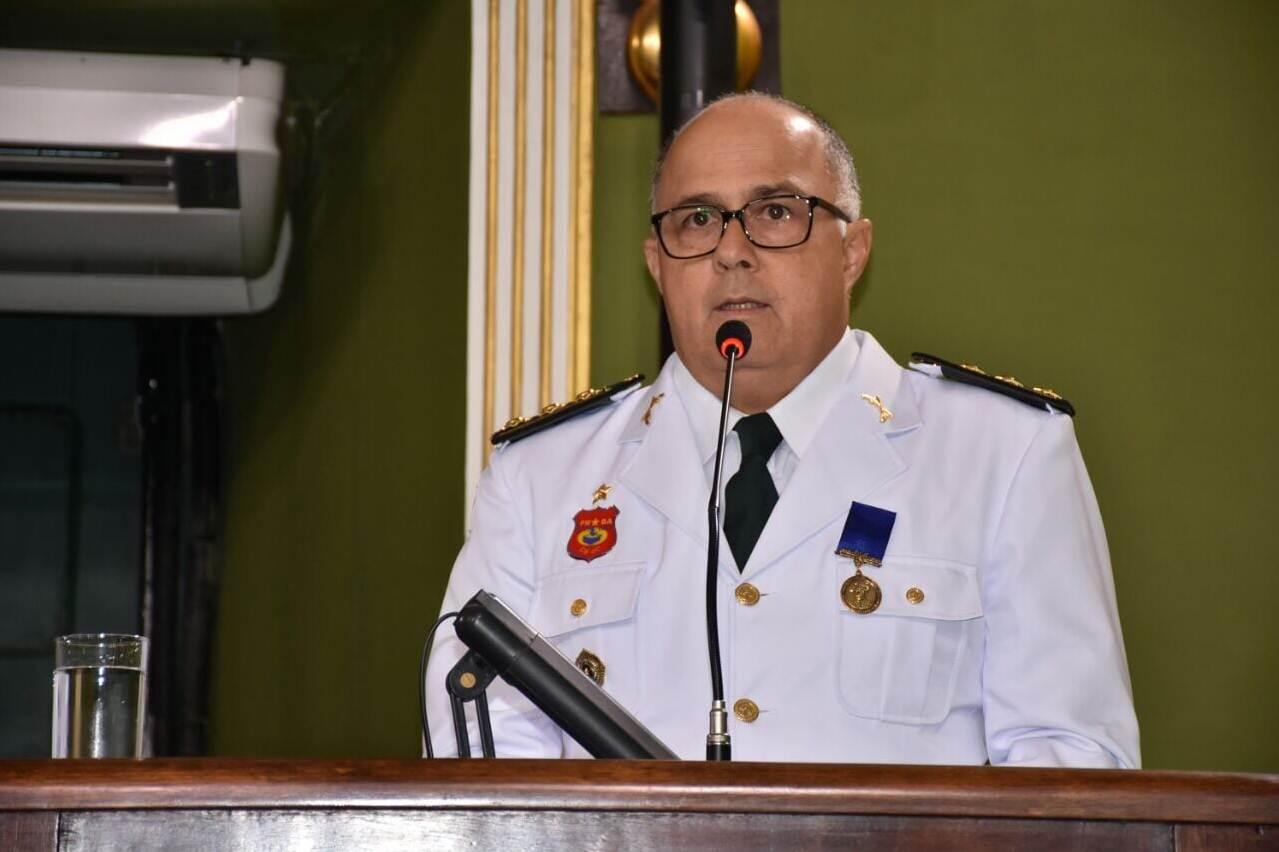 Resultado de imagem para Coronel PM José Anselmo Moreira
