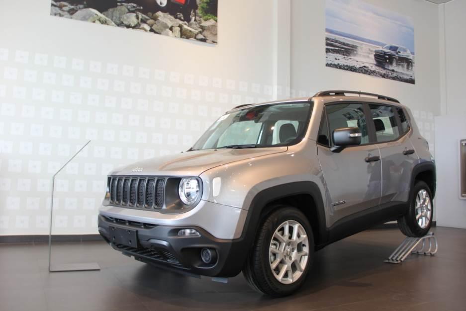 Lancado Em Petrolina E Caruaru Jeep Renegade 2019 Carro Muda Visual