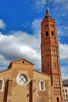 Iglesia y Torre Mudéjar de San Andrés