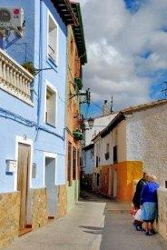 Calle típica de Calatayud