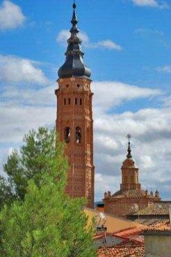 La Torre de la Colegiata de Santa María