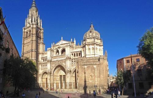 Portada de la Catedral de Santa María