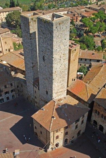 Vistas de Piazza dell'Erbe