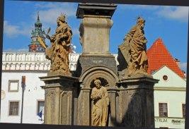 Monumento conmemorativo de la Peste