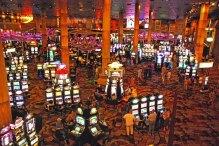 Salas del casino