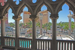 Vistas desde The Venetian