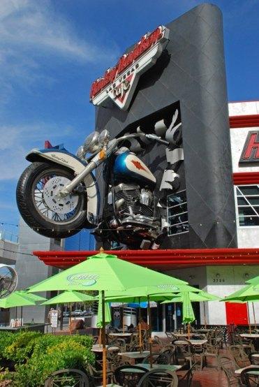 The Strip - Harley Davidson