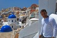 CarlosdeViaje en Santorini