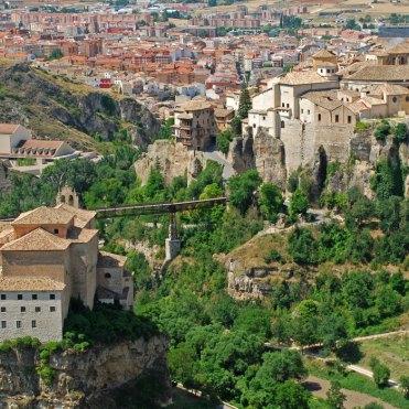 Vistas desde el Mirador del Castillo