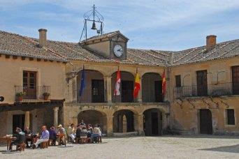 Ayuntamiento de Pedraza