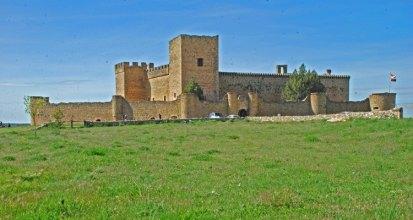 Castillo de Pedraza de la Sierra