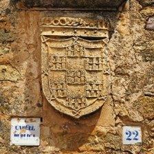 Escudo - Cárcel de la Villa