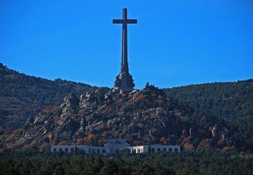 Peña y Cruz del Valle de los Caídos