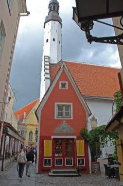 Iglesia Espíritu Santo (Pühavaimu Kirik)