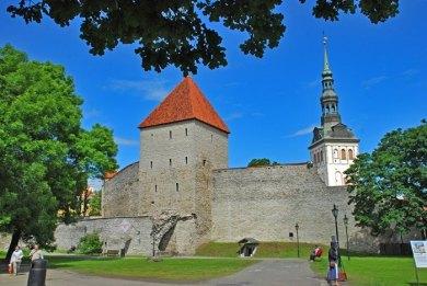 Murallas Medievales de Tallin