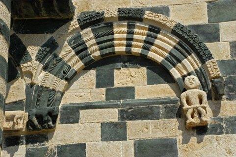 Relieves románicos
