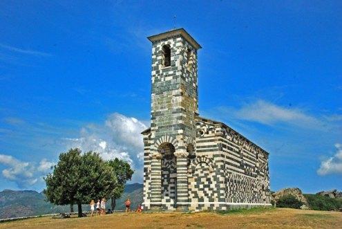 Iglesia de San-Michele-de-Murato
