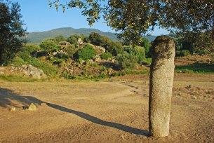 Filitosa - Menhir
