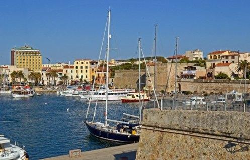 Puerto y Bastión de la Maddalena