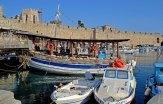 Puerto Pesquero y Murallas