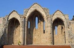 Ábside de la Iglesia de Santa María