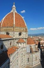 Il Duomo y su cúpula
