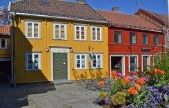 Casas en Bakklandet