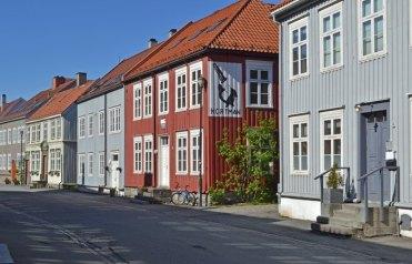Calle de Bakklandet