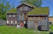 Trøndelag Folkemuseum, Casa de Roros